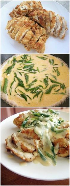 Creamy Butter Chicken. Make you chicken dish divine. You can prepare chicken under creamy toothsome sauce. Special taste is created by curry which you add for sauce. With this greenery platter will be fragrant and amazing