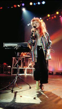 Cyndi Lauper-Boulder-1984