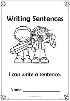 Writing Sentences using Capital Letters and Full Stops
