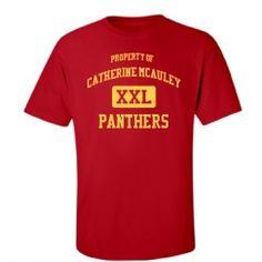Catherine McAuley High School - Brooklyn, NY | Men's T-Shirts Start at $21.97