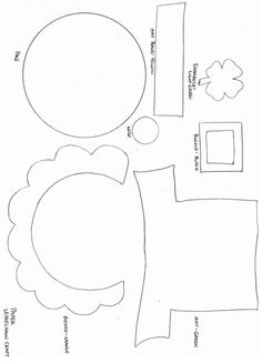 St Patricks Day Crafts Print Your Leprechaun Craft Template At Allkidsnetwork Com St Patricks Day Crafts For Kids Leprechaun Craft Leprechaun Craft Template