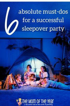 Filled with nerves over the thought of a sleepover party? No worries! With these 6 smart tips, it will be smooth sailing! My favorite? is brilliant! No more worries, mama! Boy Sleepover, Sleepover Birthday Parties, Diy Birthday, Slumber Party Activities, Toddler Activities, Activities For 6 Year Olds, 6 Year Old Boy, Raising Boys, Mom Humor