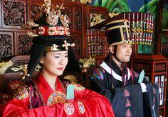 Korean traditional wedding - royal wedding