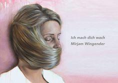 """Mirjam Wingender: Einzelausstellung """"Ich mach dich wach"""""""