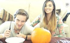 Pewdiepie and CutiePieMarzia