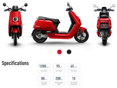 8 Electric Scooters for Adults That Are Street Legal - Nanalyze Electric Scooter, Banner Design, Transportation, Honda, Motorcycle, Bike, Street, Vehicles, Sketches