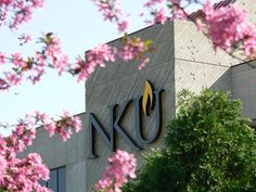 Northern Kentucky University....my home (: