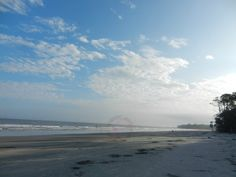 Hunting Island State Park, South Carolina (a repeat stay for us, be sure to reserve months in advance, they booked up quick.) http://www.elizardbreathspeaks.com/2015/11/hunting-island-state-park-south-carolina.html
