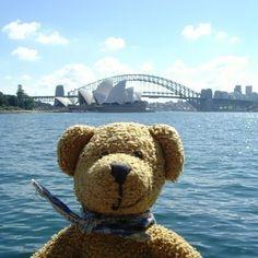 Taking a selfie! #selfie #sydney #sydneyselfie #mrsmacquariespoint #operahouse #sydneyoperahouse #sydneyharbour #sydneyharbourbridge #mrted #mrtedsadventures #ted #teddybear #teddybearontour #teddybearsadventure #bearontour #bearonadventure #toytravel #stuffedanimal #travellingteddy #sightseeing #exploring #travel #wanderlust by mr_teds_adventures http://ift.tt/1NRMbNv