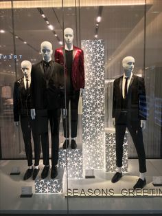 """ZARA, Sylvia Park Shopping Centre, Auckland, New Zealand, """"Boys... It is the Season to Sparkle"""", uploaded by Ton van der Veer"""