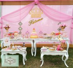 Princess Birthday, Baby Shower Decorations, Party Planning, Babyshower, Candy, Kids Part, Meet, Fiestas, Princesses