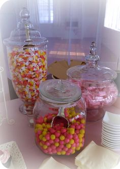 """Photo 30 of Pink And Yellow Vintage Circus Baby Shower / Baby Shower/Sip See """"Meg's Cirque Du Bebe"""""""
