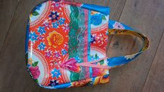 oil cloth bag for girls