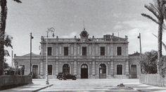 Estación de Benalua. Alicante- Murcia