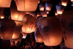 I want to have a wish lantern ceremony at my wedding reception.