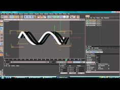 How to Use the Spline Mask Tool (A Cinema 4D Tutorial) - YouTube