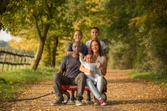 Autumn Family Portraits