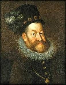 Mad Emperor Rudolf II (Holy Roman Emperor; King of Hungary, Croatia & Bohemia; & Archduke of Austria) - Sure, he was crazy, but the time of his rule was considered Prague's Golden Age. Rudolf had a love of the Arts & Sciences and enjoyed the study of magic, astronomy and mathematics. His court was home to some of the leading minds of the age.