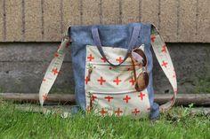 Gingham Tote: Handmade Style