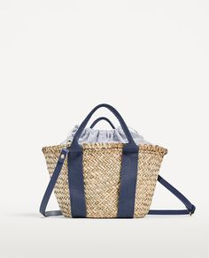 Image 2 of TOTE BAG from Zara