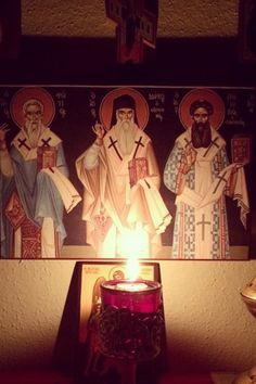 3 Pillars of Orthodoxy