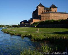 Häme Castle, Hämeenlinna, Finland - I grew up in the shadow of this castle.