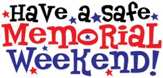 memorial day weekend federal holiday