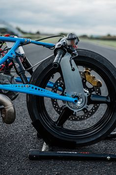 THE LOW ROAD. Bernard Mont's 'Nowhere Faster' Nitrous Ducati Sprint Racer - Pipeburn.com