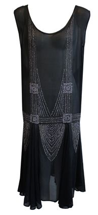 Flapper Dress from Tin Tin Collectables
