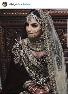 Looking for Bridal Lehenga for your wedding ? Dulhaniyaa curated the list of Best Bridal Wear Store with variety of Bridal Lehenga with their prices Indian Bridal Outfits, Indian Bridal Fashion, Indian Bridal Makeup, Indian Bridal Wear, Bridal Dresses, Indian Bridal Jewelry, Bride Indian, Asian Bridal, Bridal Dupatta
