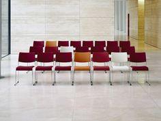 LINOS Sled base chair by Brunner design Lepper Schmidt Sommerlade designer