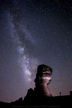 Roque Cinchado, Parque Nacional del Teide (Michael Bolognesi)