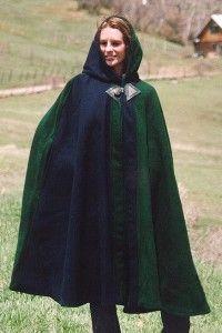 3/4 Length Cloak