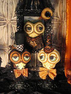 these are very halloweenishy!