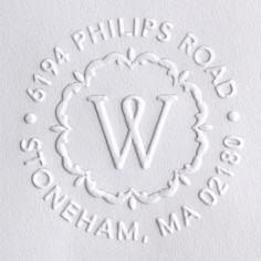 Custom Embosser Seal Shiny EZ-Seal Round Decorative Personalized Custom Address Embosser with Name, Design Embosser- Hand Held Style- 1 Custom Self Inking Stamps, Custom Stamps, Custom Embosser, Embossed Seal, Embossed Paper, Embossing Stamp, Quilling, Wedding Paper Divas, Tiny Prints