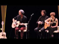 Ian Thornley of Big Wreck acoustic at the Juno Songwriters Circle Mother Mother, Sounds Great, Acoustic, Hamilton, Thankful, Concert, Big, Music, Youtube
