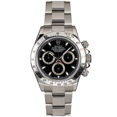 Bob's Watches | Rolex 40mm Stainless Steel Daytona | Goop