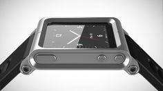 TIKTOK + LUNATIK      For iPod Nano