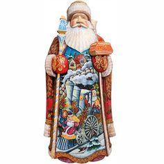 240 Russian Santas Ideas In 2021 Russian Santa Santa Carving