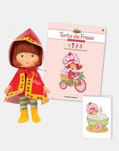 Strawberry Shortcake Doll, Hello Kitty, Berries, Teddy Bear, Dolls, Drawings, Animals, Vintage, Adventure