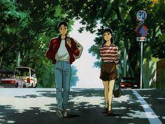 うみがきこえる•Puedo escuchar el mar,película poco conocida de Ghibli.