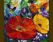Original Modern Oil Paintings Fine Art by Willson by willsonart