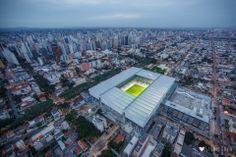 Río de Janeiro - Brasil | Estadio Joaquim Américo Guimarães o Arena da Baixada, Curitiba | http://riodejaneirobrasil.net