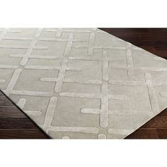 Carson Carrington Oksbol Hand-tufted Wool Area Rug (Brown - x (Synthetic, Geometric) Rectangular Rugs, Carpet Stains, Indoor Rugs, Home Decor Trends, Online Home Decor Stores, Rug Store, Entryway Decor, Wall Decor, Cool Rugs