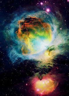 UNIVERSE 1598 ORION NEBULA