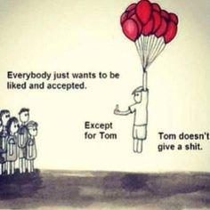 I like You, Tom