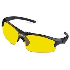 6cba2de7f6d Duduma Yellow Night Vision Polarized Sunglasses Glasses for Driving Fishing  Shooting Multicolor Frame Uv400 black matte