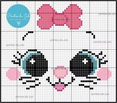 Cross Stitch Art, Cross Stitch Designs, Cross Stitching, Cross Stitch Embroidery, Cross Stitch Patterns, Beading Patterns, Knitting Patterns, Crochet Patterns, Broderie Simple