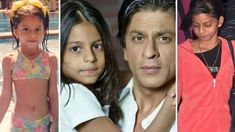 16 unseen childhood pictures of Suhana Khan you have to check out