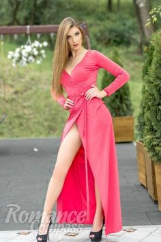 Date Ukraine single girl Anna Mariya: hazel eyes, light brown hair, 22 years old|ID196279